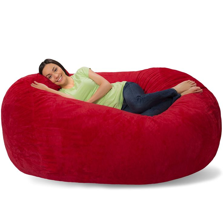 Giant Bean Bags   Huge Bean Bag Chairs   Get Comfy With Comfy Sacks