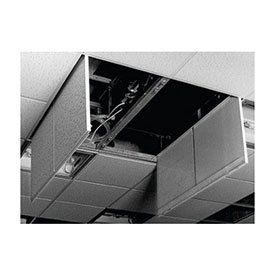 Karp Inc. Sesame Exposed Grid Ceiling Hatch, 24'Wx48'H -- Click on the image for additional details.