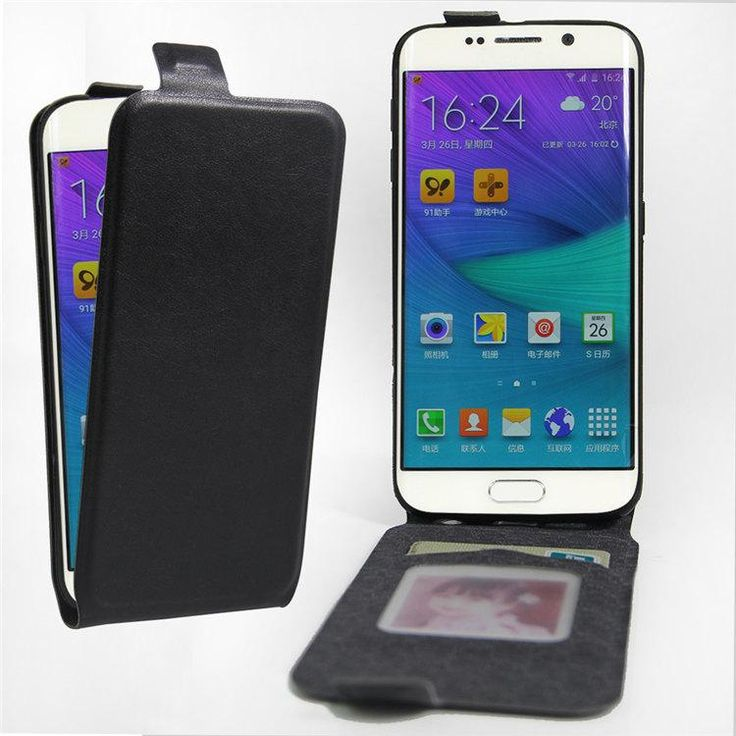 Wallet Leather Case For Samsung S6 Edge Luxury Coque Cover Capa Fundas With Card Slot Tomkas Brand,On The Flip Mobile Phone Holster Best Phone Cases Buy Cell Phones From Lingwen88, $5.03| Dhgate.Com