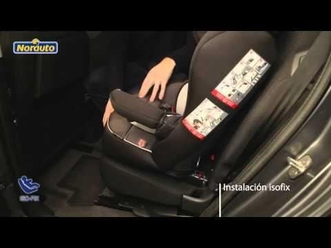 Un 15% de descuento en sillas auto en Norauto