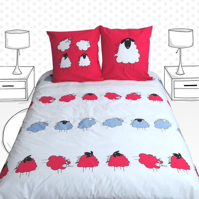plus de 1000 id es propos de linge de lit fille girl bed linen sur pinterest. Black Bedroom Furniture Sets. Home Design Ideas