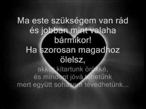 Bonnie Tylers Total Eclipse of the heart magyarul - YouTube