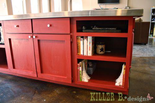 109 Best Images About Kitchen Cabinet Plans On Pinterest