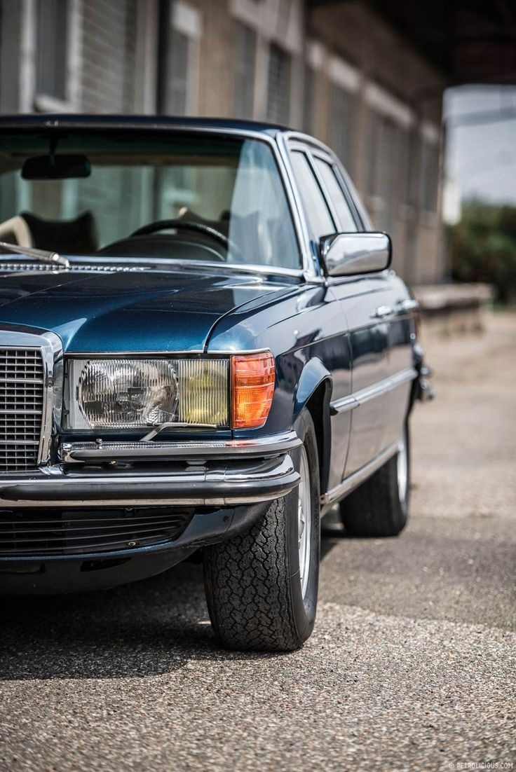 Mercedes-Benz 450SEL 6.9 Was All About Engineering – Ahmet Suha