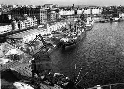 Muelle MendezNunez 1953