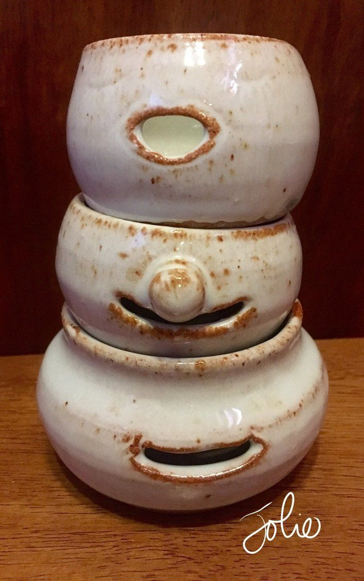 Trio+of+Happy+Pots+by+LolieFeather.deviantart.com+on+@DeviantArt