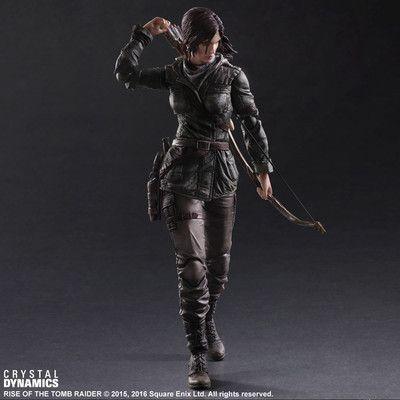 Lara Croft Play Arts Kai - Rise of the Tomb Raider
