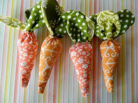 the vintage umbrella: Eat your carrots!