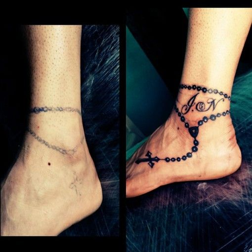 114 best cover up tattoos images on pinterest tattoo for Ankle tattoo cover ups