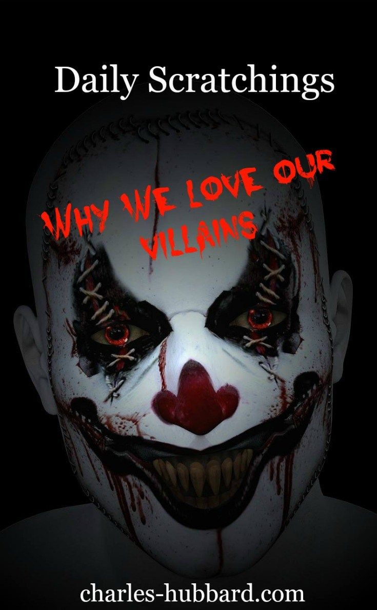 Why we love our villains