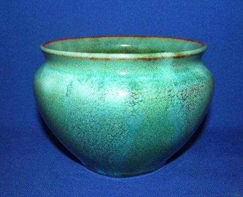 Buy Linnware (Linn Ware) Turquoise/Green Bowl/Vase for R475.00