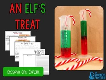 Christmas Science Labs and Activities