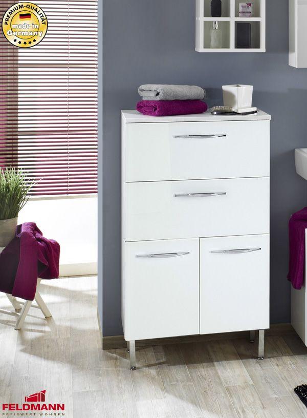 Ber ideen zu badezimmerschrank wei auf pinterest for Bad ideen cortese gmbh