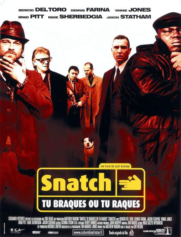 Snatch de Guy Ritchie, 2000