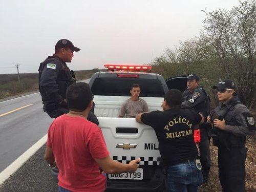 IPANGUAÇU AGORA: Foragido da Justiça acusado de matar policial mili...