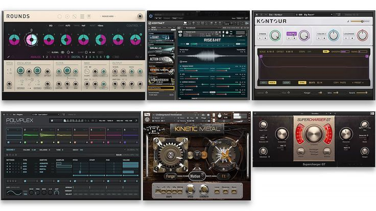 Hands-On Review : Native Instruments Komplete 10 Ultimate