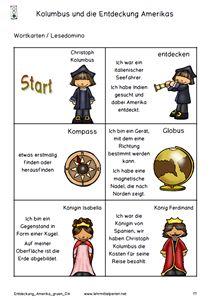 Christoph Kolumbus und die Entdeckung Amerikas