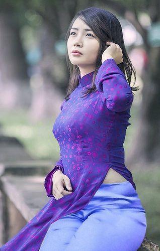 5188 | ခရမ်ရောင် ပီယက်နမ်သူ | Vietnamese clothing ...