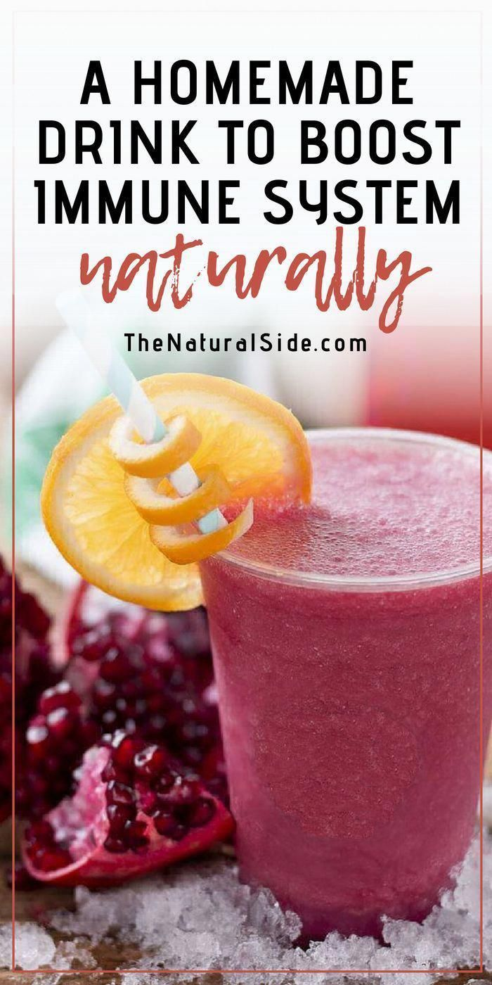 Do You Want A Better Immune System Check Out This Homemade Drink To Boost Immune System N In 2020 Homemade Drinks Boosting Immune System Naturally Build Immune System