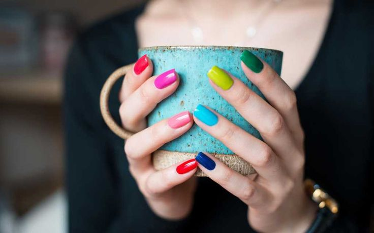 Best color combinations for nail design :: one1lady.com :: #nail #nails #nailart #manicure
