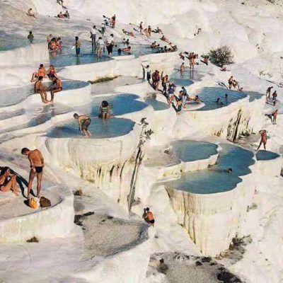 Top 7 Hot Springs in the World