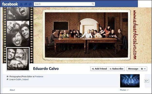 Creative Facebook Timeline Profile Designs http://www.facebook.com/720MEDIA