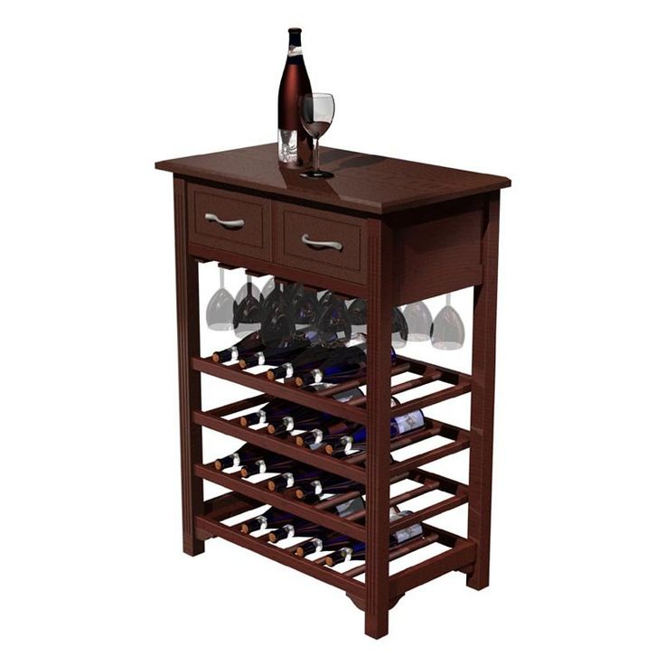Wooden wine glass rack plans woodworking projects plans Wine rack designs wood