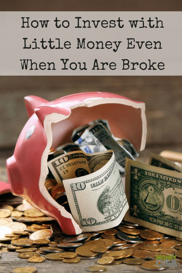 How To Invest With Little Money Even When You Are Living Paycheck To  Paycheck