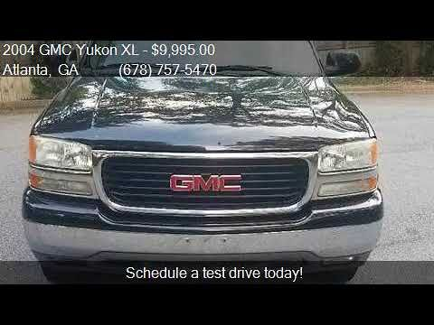 Check out the new video on my channel! 2004 GMC Yukon XL 1500 SLT 4dr SUV for sale in Atlanta, GA 3 https://youtube.com/watch?v=WgjA_esMI5w
