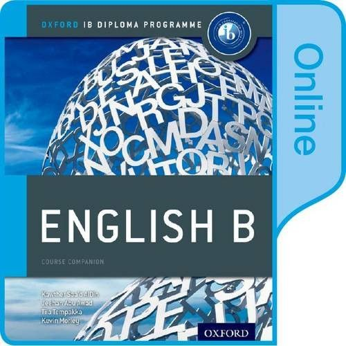 IB English B Online Course Book: Oxford IB Diploma Program