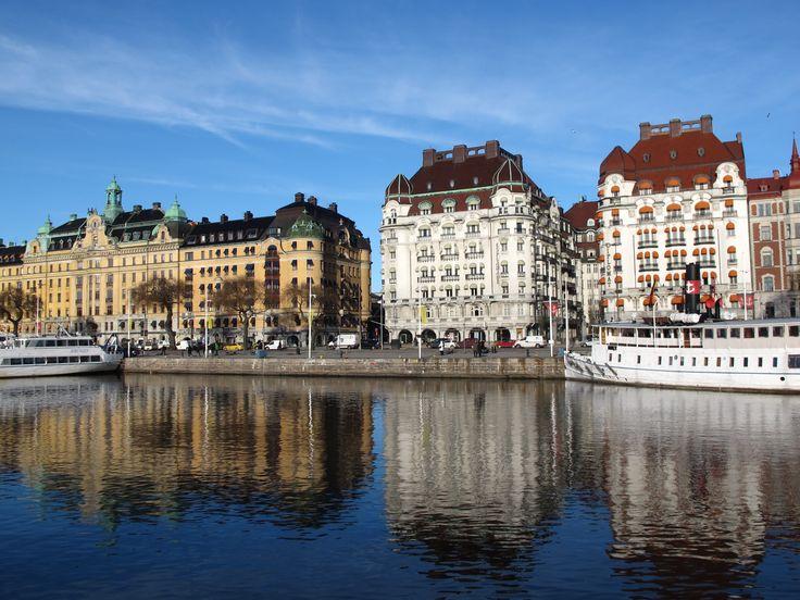 #Stockholm :la Venise du Nord