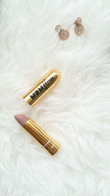Nude lips , MDMflow Swaches and Review
