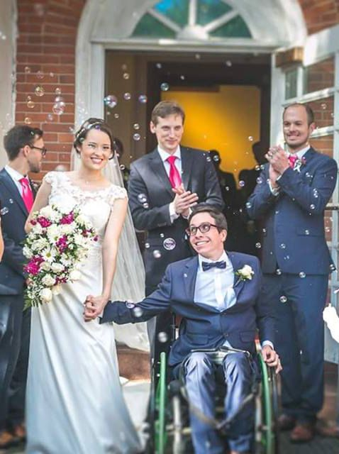"With no ability to feel or voluntary move any part of the body below injury and lack of control over bladder, questions are often raised, "" Are men with spinal cord injury fit for marriage  ""?. Answer to this question is, absolutely yes ! Today, thousands of men worldwide are..."