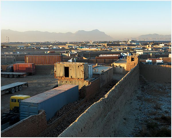 Afghanistan. Site in north-east Kabul, now obscured by new factories and compounds, believed to have been the location of the Salt Pit; October 2013. The Salt Pit is the name commonly given to the CIA's first prison in Afghanistan, which began operating in September 2002. Dozens of prisoners were held there over the next 18 months. Gul Rahman, a young Afghan detainee, died of hypothermia there in November 2002. He was buried in an unmarked grave. The US Senate's report on the CIA programme…