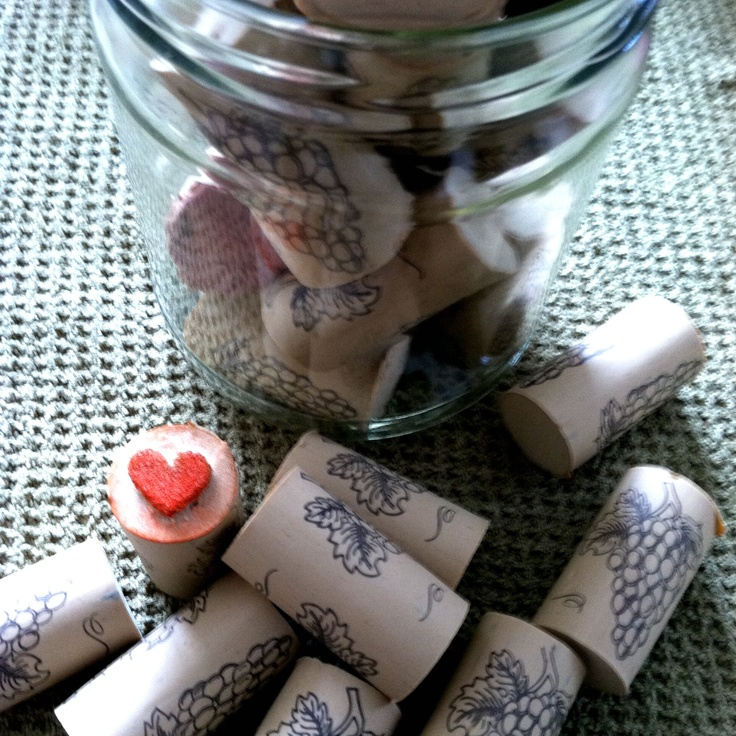 http://veggie-mom.hubpages.com/hub/Recycled-Crafts-How-to-Make-Stamps-Video-Tutorial