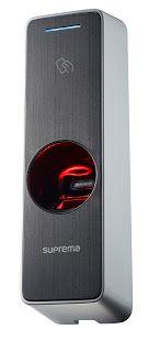 Biometricos: Terminal de accesos Suprema Bioentry W2