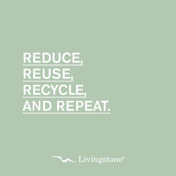 Reduce, reuse, #recycle and repeat. This is how we love to make #design.  #quote #gogreen #green