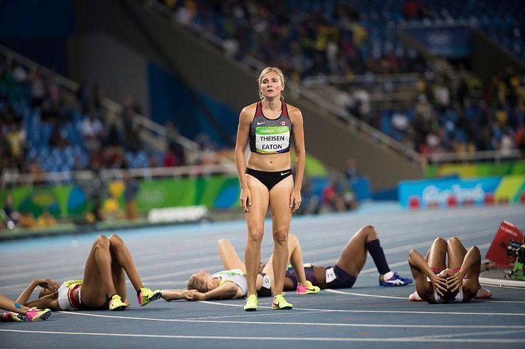 Brianne Theisen-Eaton, heptathlon: Last Woman Standing