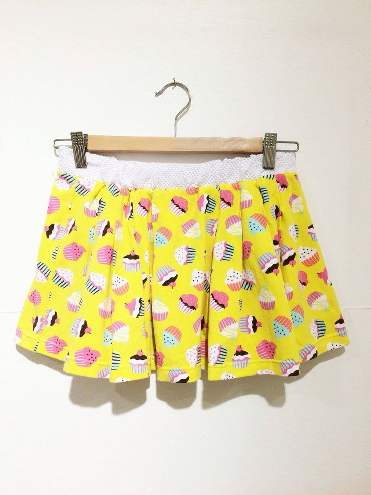 Cupcake pleated tennis skirt