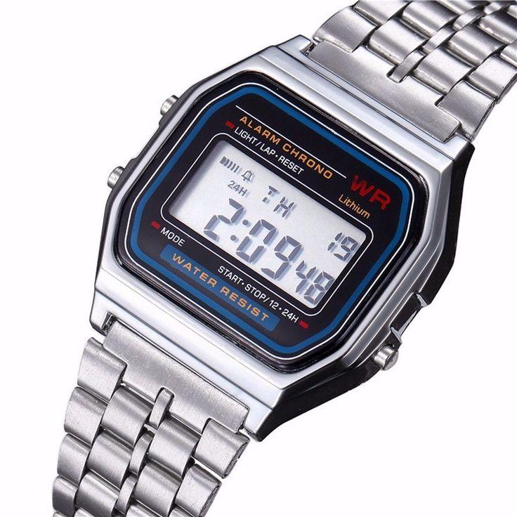Top Brand luxury Men Women Sport Digital Watch montre femme Calendar Chrono Relogio Ladies Watch For men reloj hombre //Price: $US $6.44 & FREE Shipping //     #hashtag4