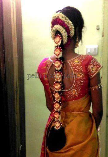 south indian wedding hairstyles, saree hairstyles, pelli sarees, jhumka designs in malabar gold, malabar gold jhumka designs, camp aquaforest rishikesh, pelli pattu sarees online, indian hairstyle for saree, langa voni latest designs, vareva zee telugu, latest south indian wedding hairdo, jada designs jewellery, flower jewellery for bride, south indian bridal hairstyles for long hair, pelli poola jada making, ravi shankar guruji astrologer zee kannada, pelli pattu sarees, gold jada designs…