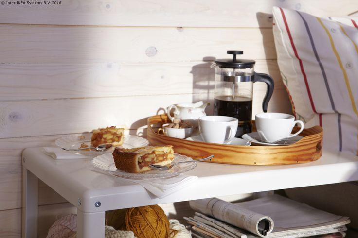 Petkom, subotom i nedjeljom u robnoj kući možeš jesti u krevetu, a uz to ćeš dobiti besplatan desert i Vitamin Well vodu. :) www.IKEA.hr/posebne_ponude