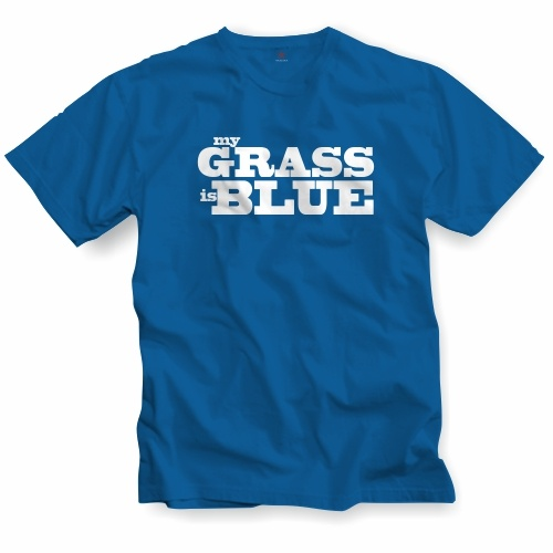 My Grass Is Blue. www.artisan.si