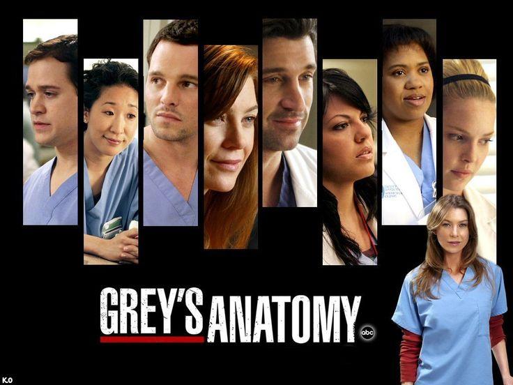 My absolute FAVORITE show <3: Favorite Tv, Favorite Things, Grey Anatomy, Seasons, Tv Dramas, Greys Anatomy, Grey'S Anatomy, Tv Show, Tv Series