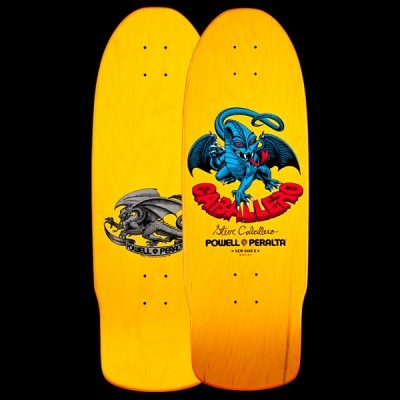Powell Peralta - Caballero Dragon II this was my first deck.