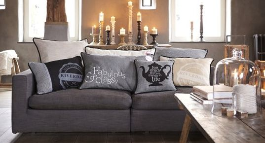 Fabulous and Classy Cushion - £44.00 - Hicks and Hicks