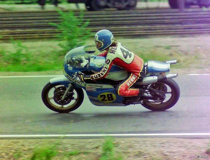 Pat Hennen Imatra 1976.