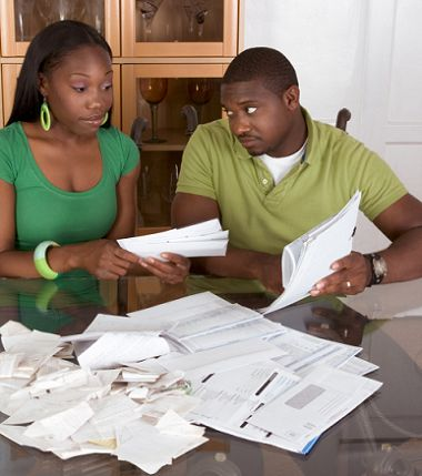 """The Old Black Church: Question """"Should I Tithe Or Pay My Bills??"""""""