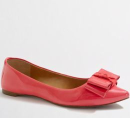 Available @ TrendTrunk.com J Crew Flats. By J Crew. Only $78.00!