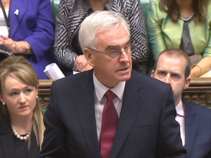 Labour will not raise taxes, says Shadow Chancellor John McDonnell #labour #raise #taxes #shadow #chancellor #mcdonnell